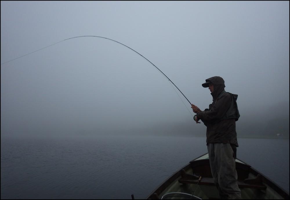 Que lon attrape sur akhtoube la pêche russe