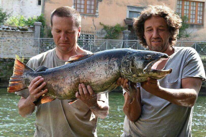 Tout pour la pêche sur savouchkina